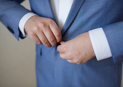 Custom Tailored Suits