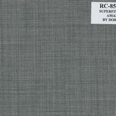 Dormueil Suit  Grey Vetiver, 100% wool, 10 Oz