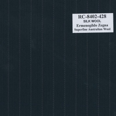 Ermenegildo Zegna - Slacks Navy Corporate Blue