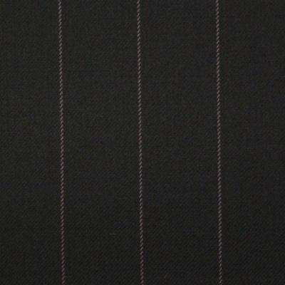 Black Suit with stripes, Valentino Garavani, Thread Count Super 120's