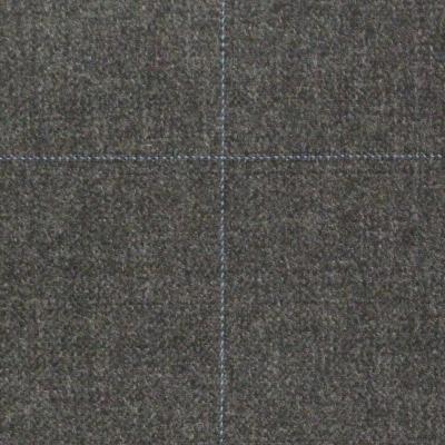 Dark Grey Suit with blue stripes, Valentino Garavani, Superfine 120's