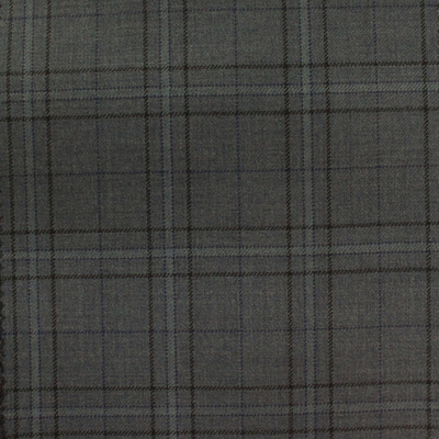 LORO PIANA SPORT COAT BLUE CHECK REG. price $795 Sale Price $595