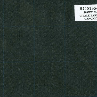Vitale Barberis Canonica Suit Grey With Check Regular Price $875 Sale Price $750