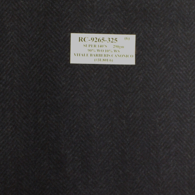 Vitale Barberis Canonico Jacket Dark Blue Herringbone REG. price $690 Sale Price $495