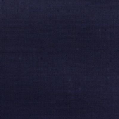 LORO PIANA SUIT SOLID BLUE