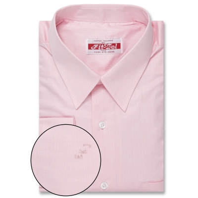 Real Clothes shirt Pink Solid REG. PRICE $149 SALE PRICE $129