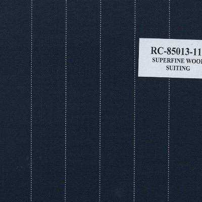 Real Clothes Suit Navy with Lt. Blue Stripe REG PRICE $725 SALE PRICE  $665