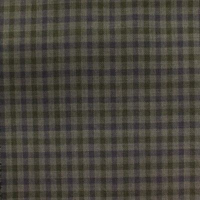 LORO PIANA SPORT COAT BLUE / GREEN CHECK