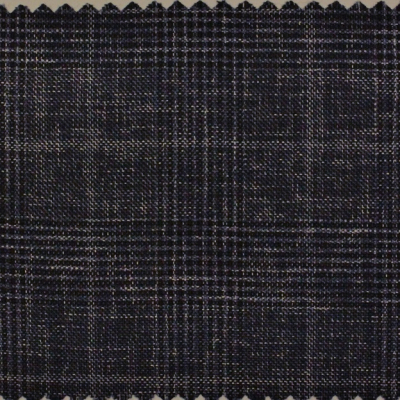 DORMEUIL SPORT COAT BLUE CHECK DESIGN REG. price $795 Sale Price $595