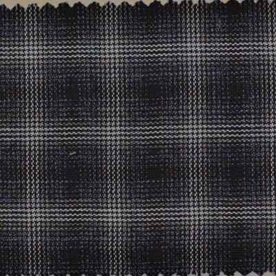 DORMEUIL SPORT COAT BLUE CHECK REG. price $795 Sale Price $595