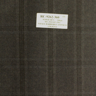Vitale Barberis Canonico Jacket- Blue Check REG. price $690 Sale Price $495