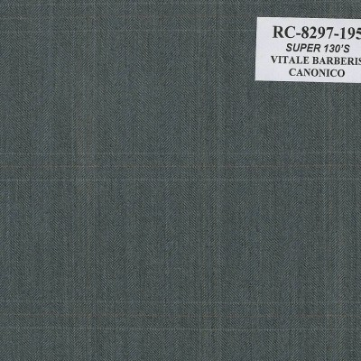 Vitale Barberis Canonica Suit Blue Check Regular Price $875 Sale Price $750