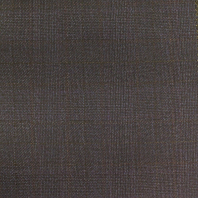 LORO PIANA SUIT BLUE WITH CHECK