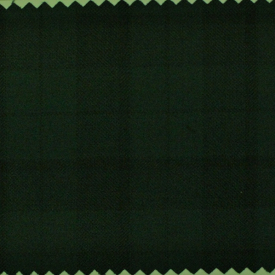 DORMEUIL SPORT COAT GREEN WITH CHECK