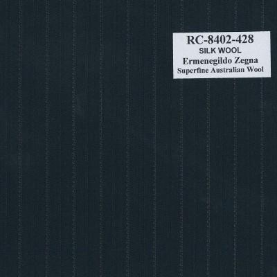 Ermenegildo Zegna - Slacks Navy Corporate Blue