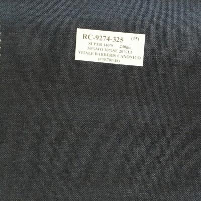 Vitale Barberis Canonico Jacket - Black Texture