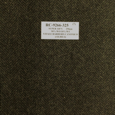 Vitale Barberis Canonico Jacket Charcole Grey Herringbone REG. price $690 Sale Price $495