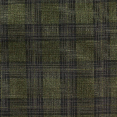 LORO PIANA SPORT COAT GREEN WITH BLUE CHECK