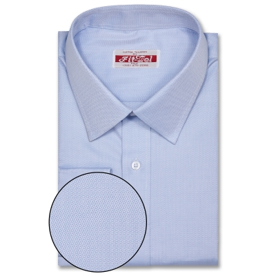 Real Cloth Shirt Blue Design REG. PRICE $149 SALE PRICE $129